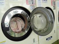 洗濯乾燥機の使い方1